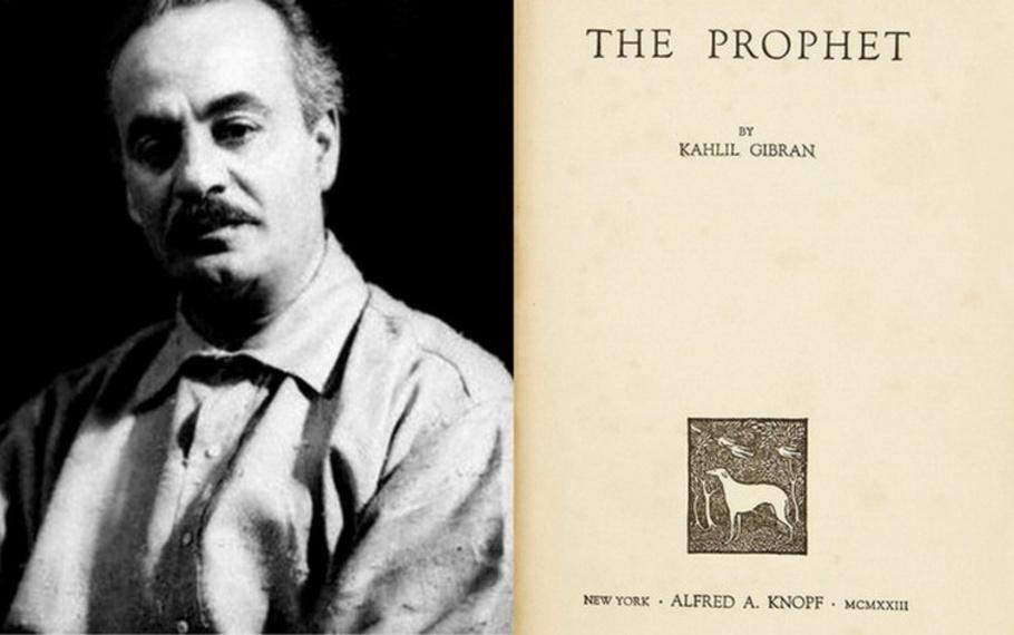 Kahlil Gibran - Ragione e passione sono il timone e le vele della vostra anima