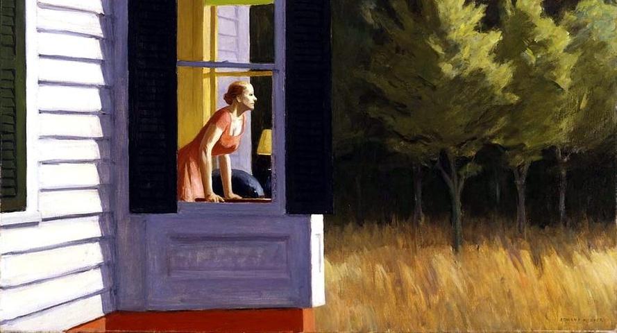 Mark Strand - La vita tranquilla