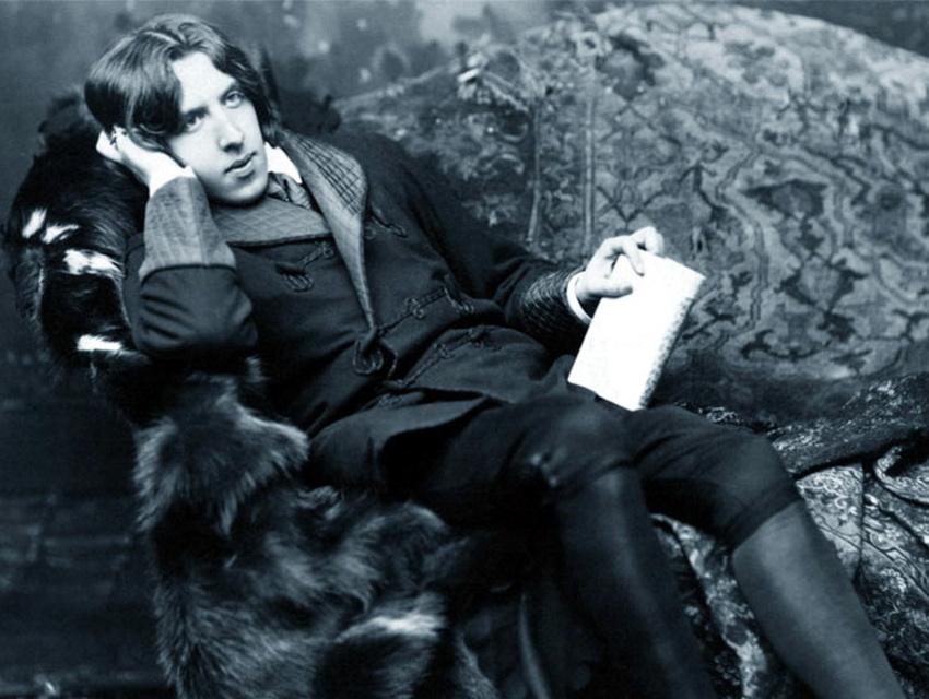 Oscar Wilde - Non esistono libri morali o immorali