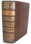 Una raffinata edizione della Bibbia Vulgata: Biblia sacra vulgatae editionis - Anversa 1740