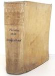 Una celebre opera di storia fiorentina: Matteo Villani - Historie fiorentine - Firenze 1577/81