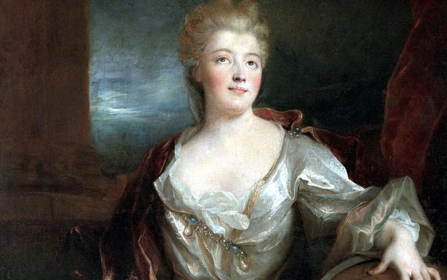 Émilie du Chatelet - Amare ciò che si ha