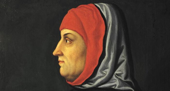 Francesco Petrarca - Erano i capei d'oro a l'aura sparsi
