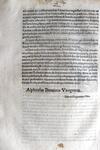Moto proprio di Pio V sulle testimonianze nelle cause criminali e fiscali  - Roma, Blado 1567