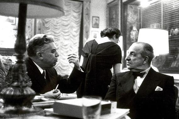 Aldo Palazzeschi - In un libro gli uomini vogliono trovare se stessi