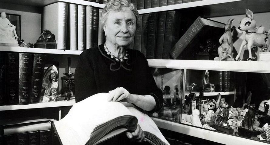 Helen Keller - Gli uomini e la ricerca della felicità