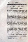 Gauthier - Trattato contro i balli e le cattive canzoni - Venezia 1787
