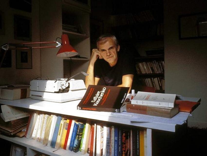 Milan Kundera - I personaggi del mio romanzo