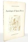 Edgar Lee Masters - Antologia di Spoon River - Torino, Einaudi 1943 (rara prima edizione italiana)