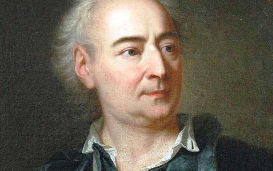 Denis Diderot - Diamoci un po' meno d'importanza