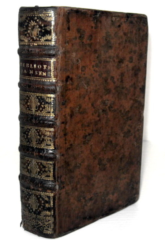Dominique de Colonia - Bibliotheque janseniste - 1731
