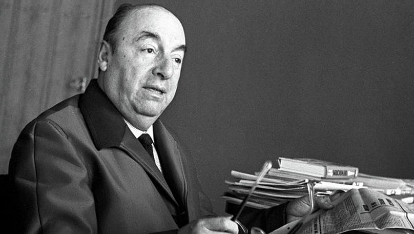 Pablo Neruda - Se muoio sopravvivimi