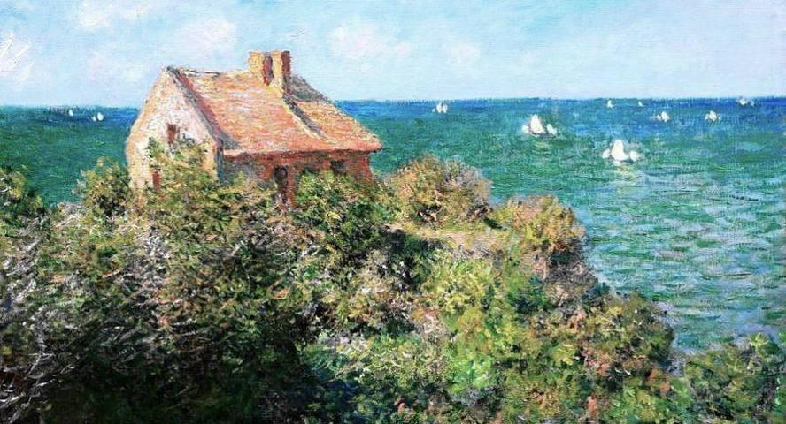 Eugenio Montale - Casa sul mare