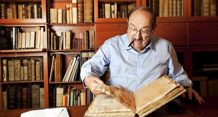 Umberto Eco - Scoprire le meraviglie del mondo attraverso la lettura