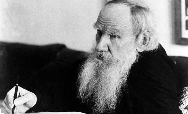 Lev Tolstoj - Leggeva tutto quello che gli capitava sotto mano