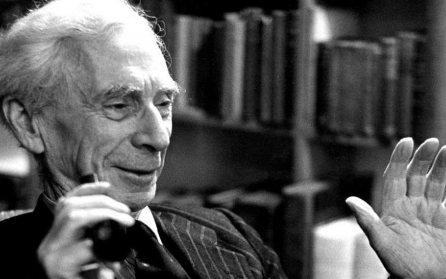Bertrand Russell - Pochissimi sanno astenersi dal dire delle malignità