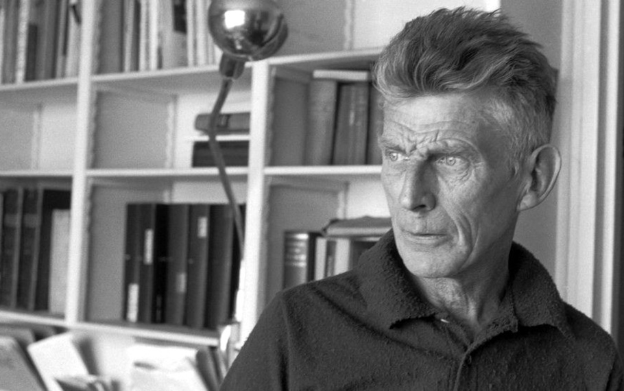 Samuel Beckett - Seguo questo corso di sabbia