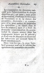 Constitution de la République Francaise - Paris 1797
