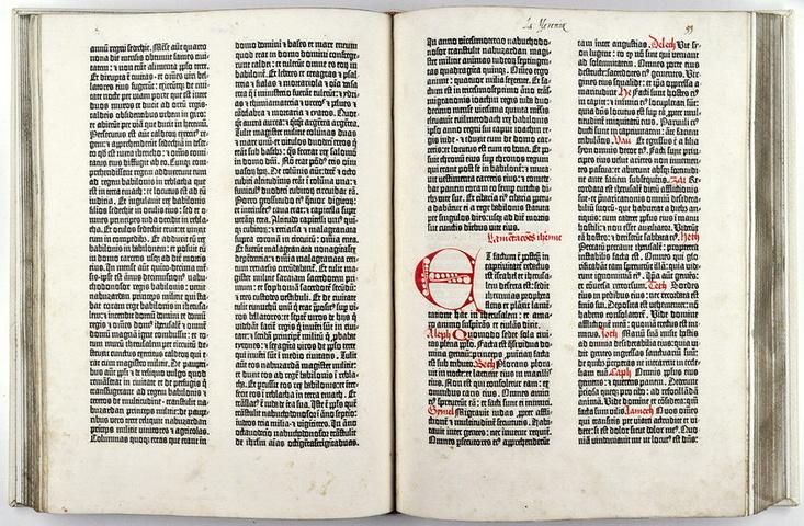 Il morbo di Gutenberg e l'epidemia bibliofila