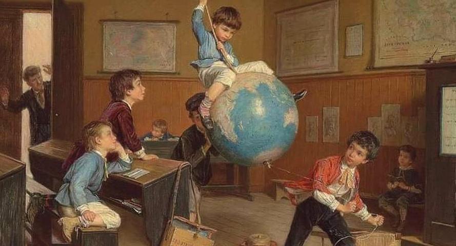 Cesare Pavese - Quando l'insegnante perde il controllo di una classe