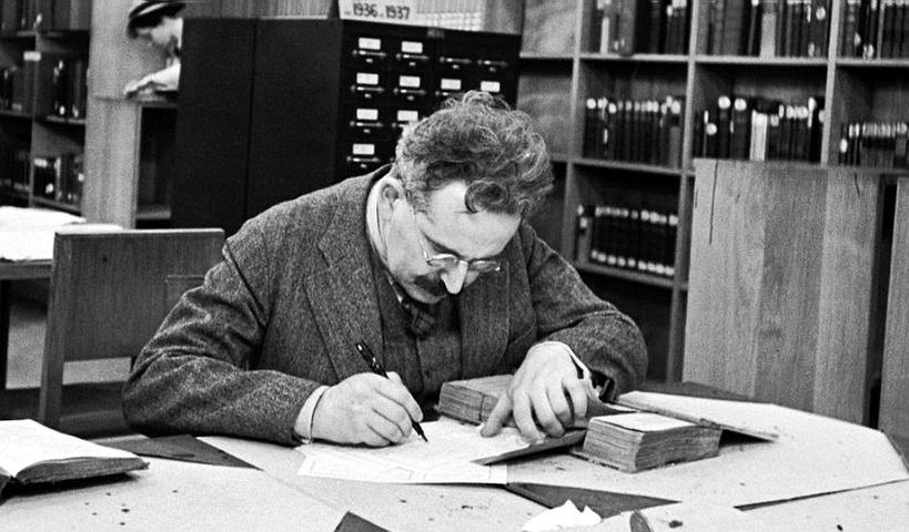 Walter Benjamin - L'emozione del collezionista di libri