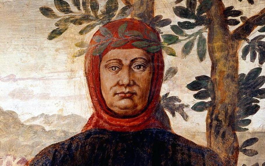 Francesco Petrarca - Solo et pensoso i più deserti campi
