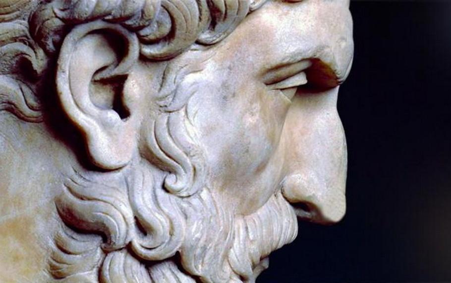 Epicuro - È meglio essere senza fortuna ma saggi, piuttosto che fortunati e stolti