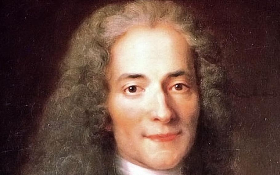 Voltaire - Se si potesse cambiare carattere