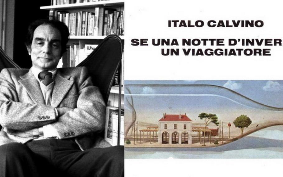 Italo Calvino - Se una notte d'inverno un viaggiatore