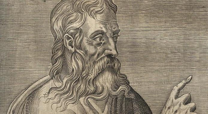 Seneca - La felicità non dipende dal benessere materiale
