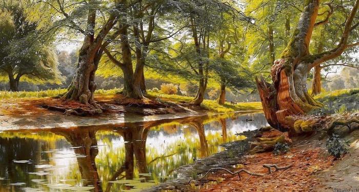Henry David Thoreau - Andai nei boschi perché desideravo vivere con saggezza