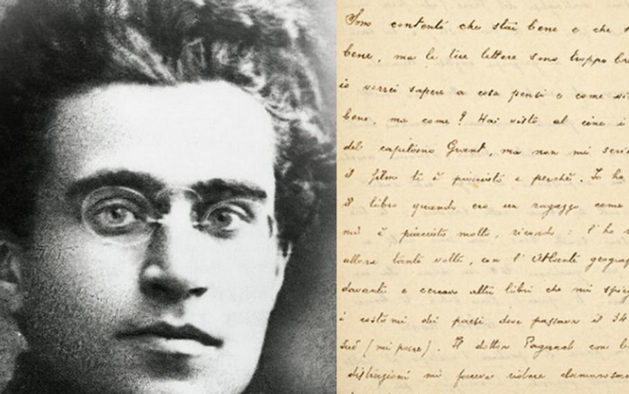 Antonio Gramsci - Lettera scritta dal carcere alla moglie Julca