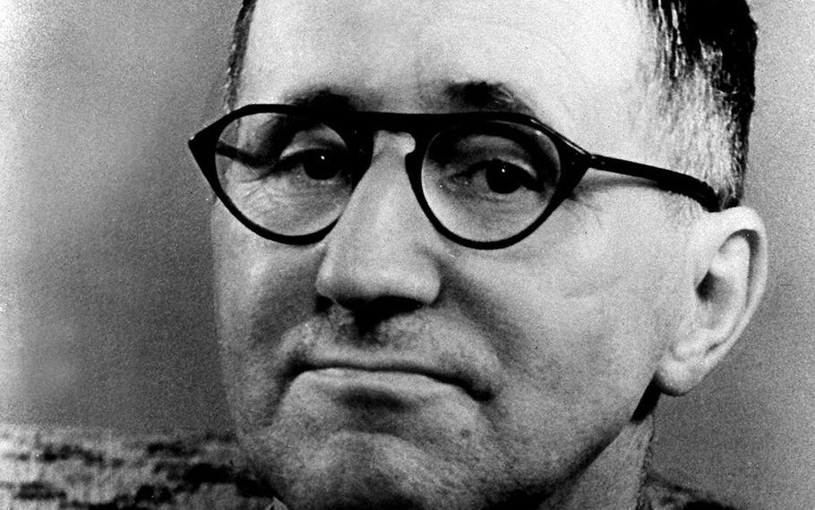 Bertolt Brecht - Se durassimo in eterno