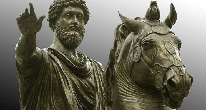 Marco Aurelio - Tutte le cose sono reciprocamente intrecciate