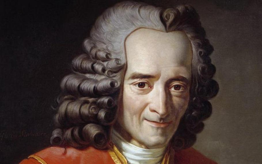 Voltaire - Amare se stessi