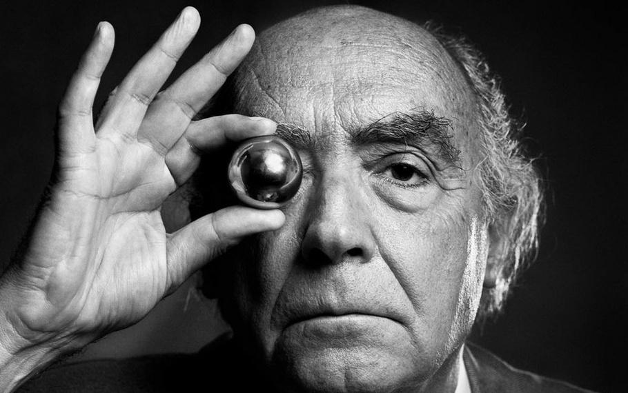José Saramago - Fortunatamente ci sono i libri