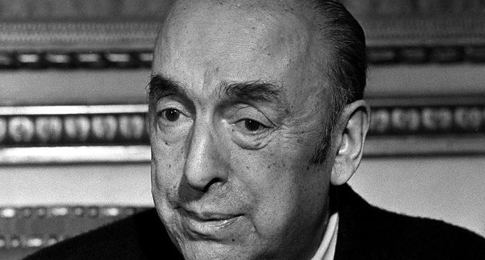 Pablo Neruda - Sete di te m'incalza