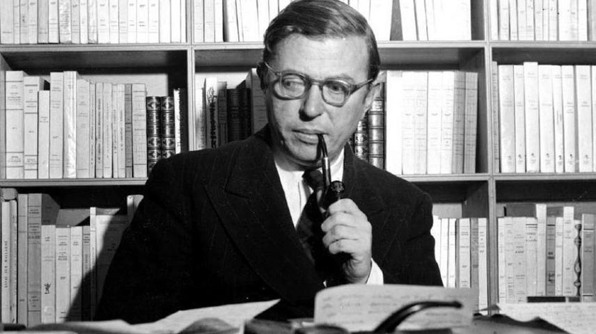 Jean-Paul Sartre - Ho cominciato la mia vita come senza dubbio la terminerò: tra i libri