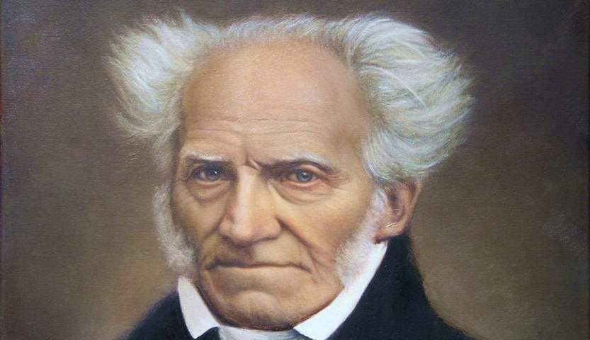Arthur Schopenhauer - L'umor cupo degli spiriti altamente dotati