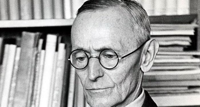 Hermann Hesse - Senza di te