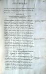 Manoscritto settecentesco: Explication du Code Justinien. De novo Codice faciendo - 1767