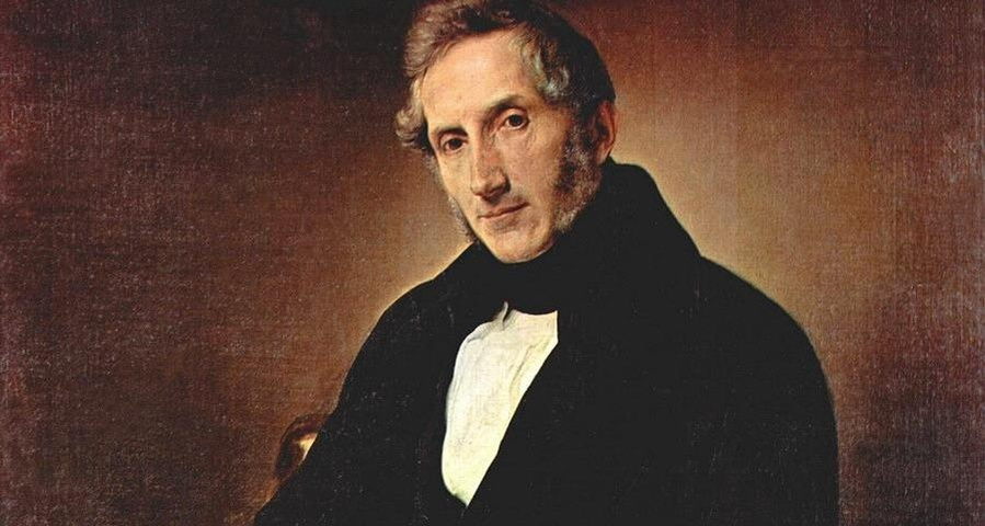 Alessandro Manzoni - Marzo 1821