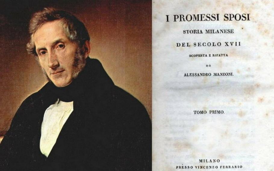 Alessandro Manzoni - I promessi sposi (incipit)
