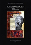 Cantele Giuseppe, Sbiroli Roberto - Roberto Ridolfi - Bibliografia