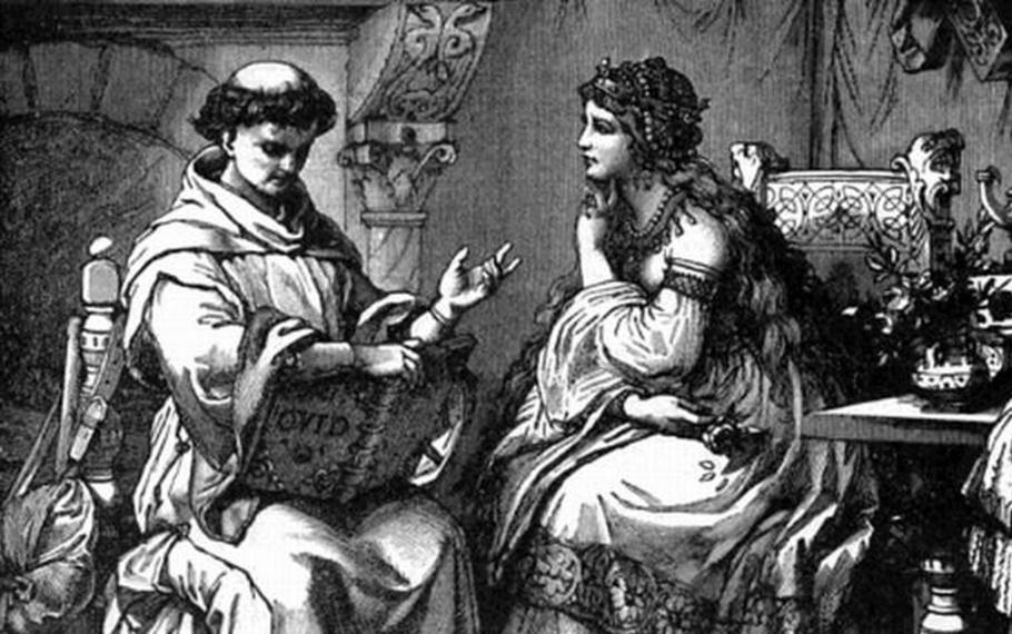 Dalla prima lettera di Abelardo ad Eloisa