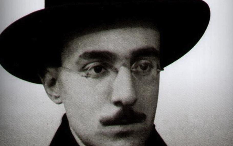 Fernando Pessoa - Mantenere, nell'ombra, quella nobile fierezza dell'individualità
