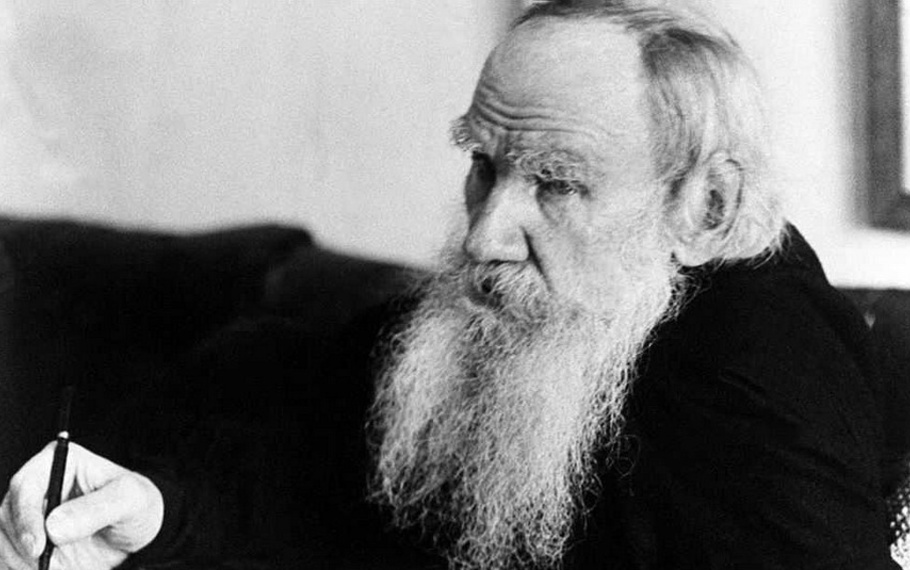 Lev Tolstoj - La bellezza attira e la bruttezza respinge