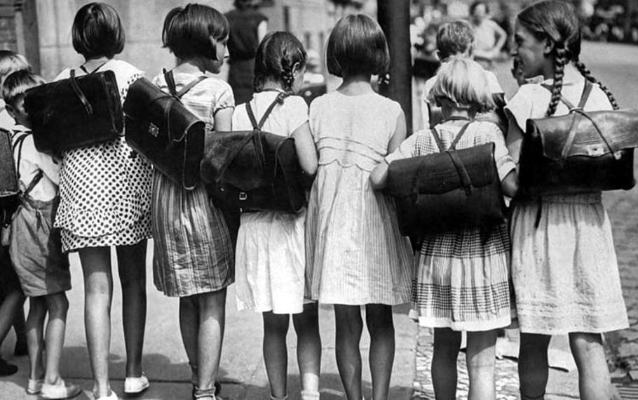 Gianni Rodari - Il primo giorno di scuola