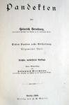 Heinrich Dernburg - Pandekten