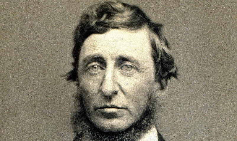 Henry David Thoreau - Leggere libri veri